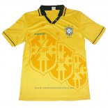 Camiseta Brasil Commemorative Amarillo