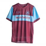 Camiseta West Ham x Iron Maiden 2019 Tailandia