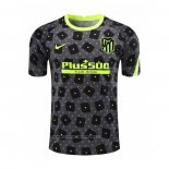 Camiseta de Entrenamiento Atletico Madrid 2020-2021 Marron