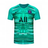 Camiseta Paris Saint-Germain Portero 2020-2021 Verde