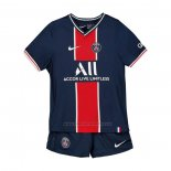 Camiseta Paris Saint-Germain Primera Nino 2020-2021