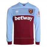 Camiseta West Ham Primera Manga Larga 2019-2020
